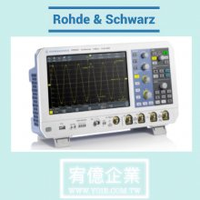 Rohde & Schwarz stirs up market with new state-of-the-art embedded oscilloscope family-YO IE ENTERPRISE CORP., LTD.
