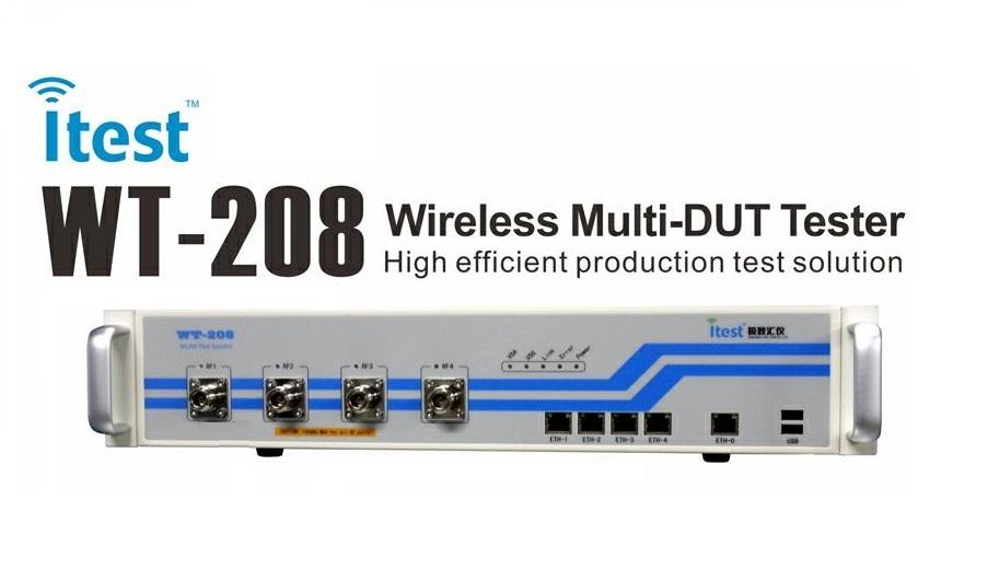 i test wifi 无线讯号综测仪