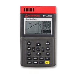 AMPROBE - SOLAR-500 Solar Power Analyzers