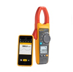 【Fluke】Fluke 376 FC True-rms AC/DC Clamp Meter with iFlex®