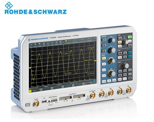 R&S-示波器-RTB 2000 digital oscilloscope