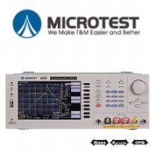 MICROTEST Precision Impedance Analyzer 6632 精密阻抗分析儀