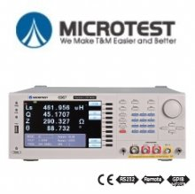 Precision LCR Meter 6366-YO IE ENTERPRISE CORP., LTD.
