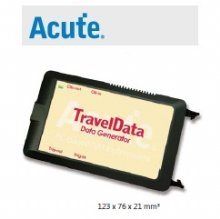 皇晶 ACUTE TD3008E 資料產生器 TravelData Data Generator