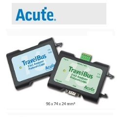ACUTE TravelBus 2in1 Analyzer (Protocol & Logic) TB1016F